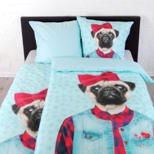 Bettwäsche Pug Dog