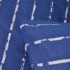 jilda-tex Bettwäsche Modern Stripes Blau Bild4