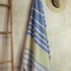 jilda-tex Hamamtuch Summer Stripes Yellow Bild4