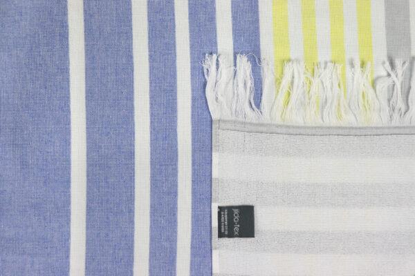 jilda-tex Hamamtuch Summer Stripes Yellow Bild5