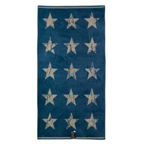 jilda-tex Strandtuch Battered Stars (90x180cm)