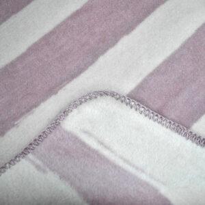 jilda-tex Wohndecke Brushstroke – Blush (150x200cm)