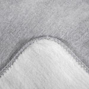 jilda-tex Wohndecke Cozy – Grey (150x200cm)