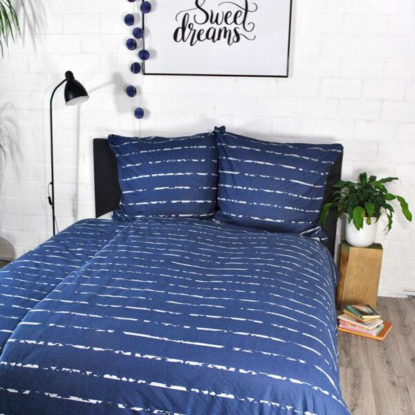modern stripes blue2