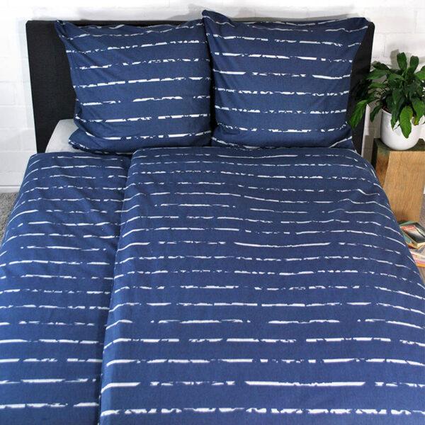 modern stripes blue3