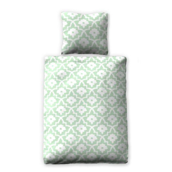 ornamentic ikat grün