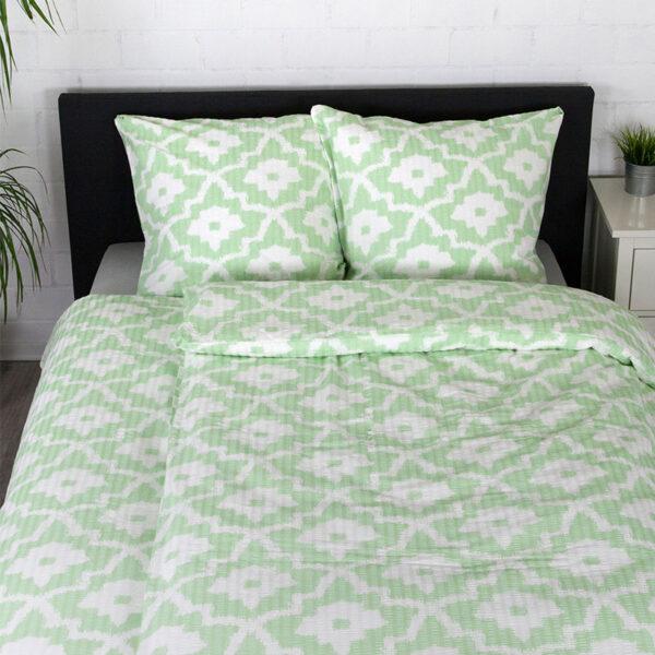 ornamentic ikat grün3