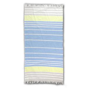 jilda-tex Hamamtuch Summer Stripes – Yellow (90x180cm)