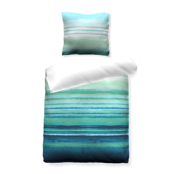 watercolor stripes turquoise2
