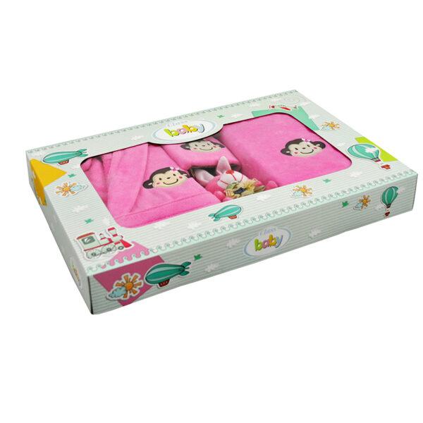 monkey pink2