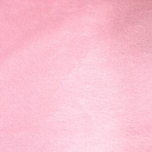 jilda-tex Wohndecke Soft – Babyrosa (150x200cm)