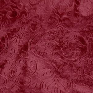 jilda-tex Wohndecke Soft – Baroque (150x200cm)