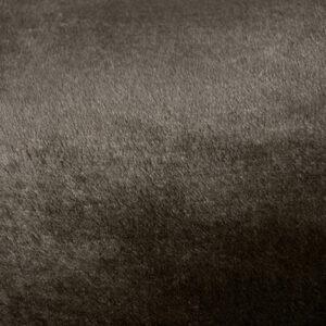 jilda-tex Wohndecke Soft – Dunkelbraun (150x200cm)