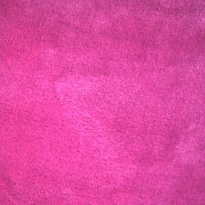 jilda-tex Wohndecke Soft – Fuchsia (150x200cm)
