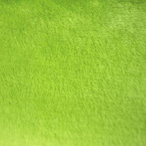 jilda-tex Wohndecke Soft – Grasgrün (150x200cm)