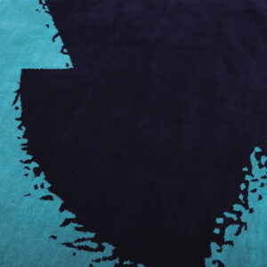 jilda-tex Strandtuch Nordic Blue (90x180cm)