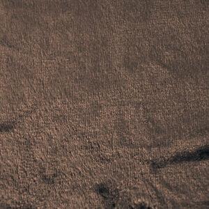 jilda-tex Wohndecke Soft – Nussbraun (150x200cm)