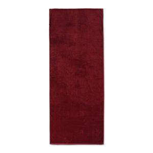 jilda-tex Liegenauflage Relax – Rot (80x200cm)