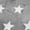 jilda-tex Wohndecke Stars Graphic Grey Bild2