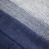 jilda-tex Wohndecke Stripe Blue Bild2