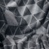jilda-tex Wohndecke Triangle Grey Bild2