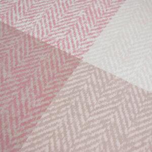 Bettwäsche Classic Squares – Pink