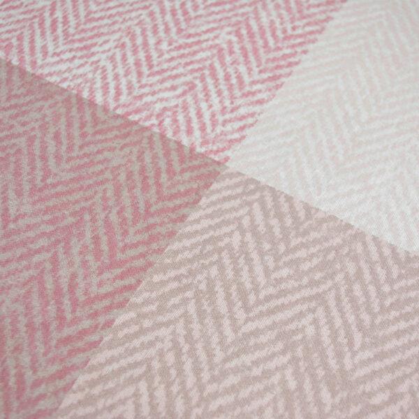 jilda-tex Bettwäsche Classic Square Pink Bild5
