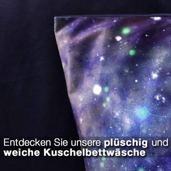 jilda-tex Bettwäsche Galaxy Bild5