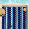 jilda-tex Strandtuch Mosaic Blue Bild6