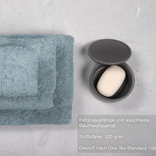 jilda-tex Frottierware Premium Hellblau Bild4