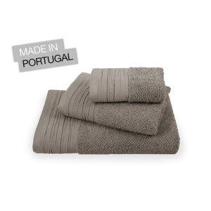 jilda-tex Frottierware Premium – Taupe (verschiedene Größen)