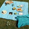 jilda-tex-Picknickdecke-Petrol-Bild3