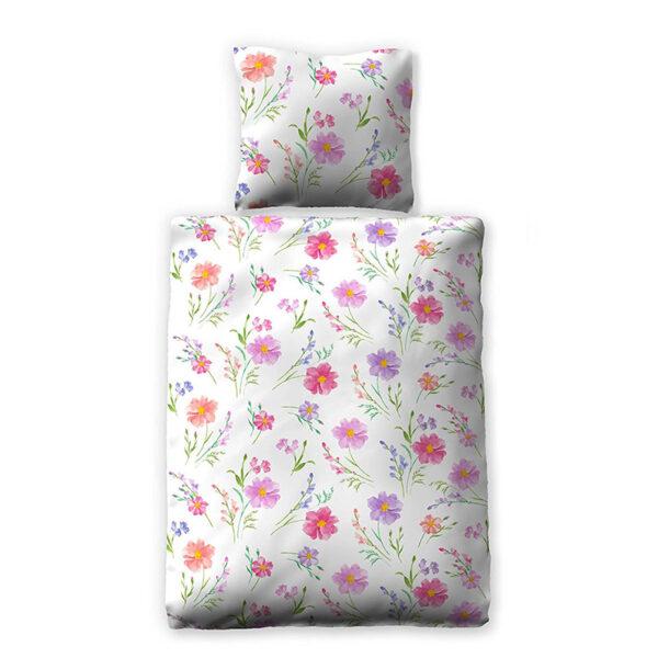 Bettwäsche Floral Pink von jilda-tex Freisteller