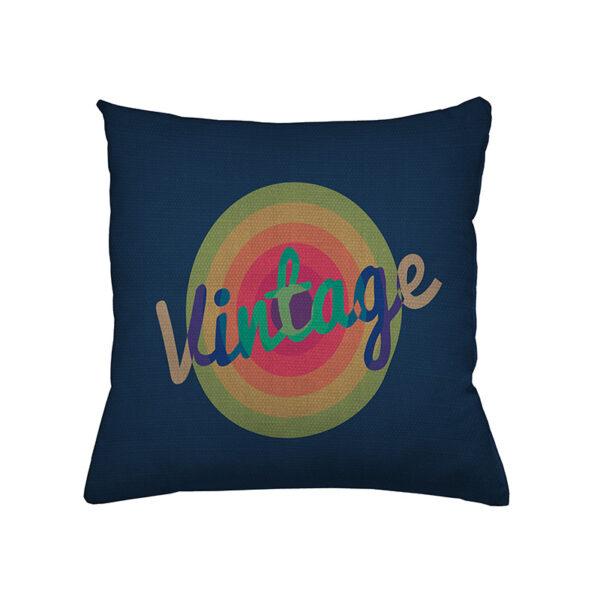 Zierkissen Vintage - Kissen in bunten Farben