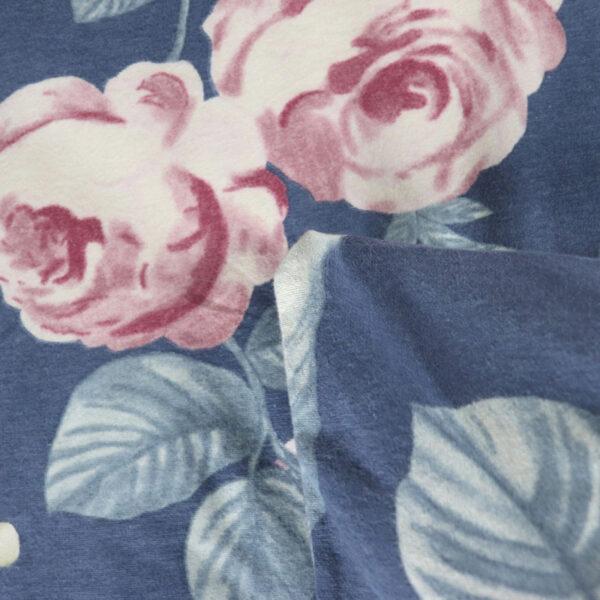 Bettwaesche Garden of Roses Blau Bild5 Kopie
