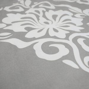 Bettwäsche Ornament Classic – Grey