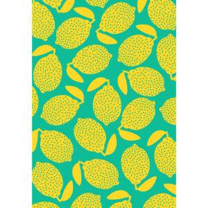 Strandtuch Italian Lemons