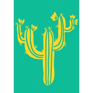 Strandtuch Mexican Cactus