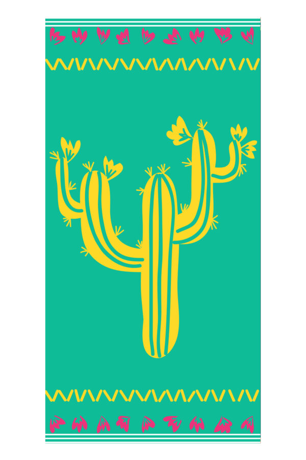 Mexican Cactus scaled