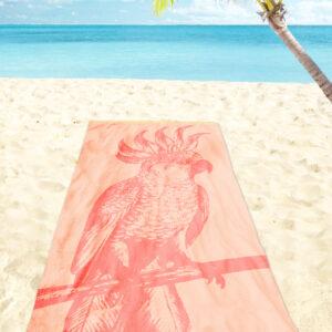 Strandtuch Paradise Bird