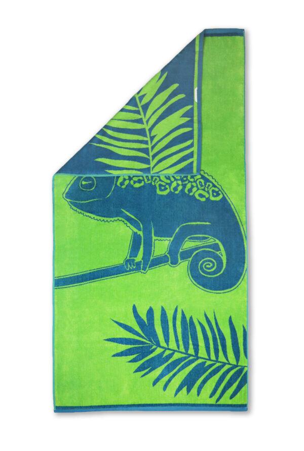 Strandtuch Camouflage Chameleon 2 scaled