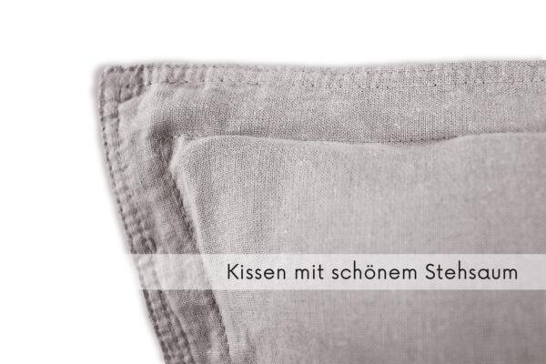 8801030200002 Bettwäsche Halbleinen Siena steingrau 3 Text scaled