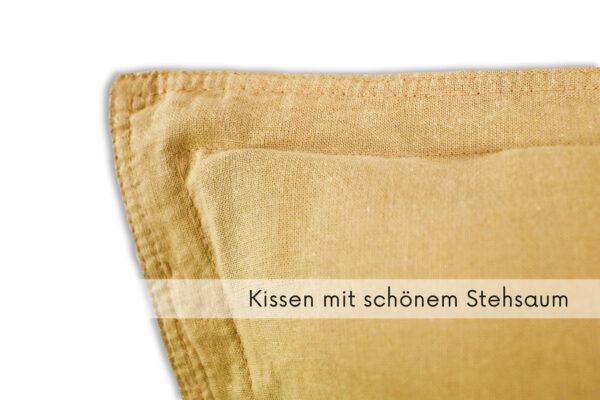 8801030200003 Bettwäsche Halbleinen Siena ocker 3 Text scaled