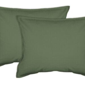 Kissenbezug Lissabon Salbeigrün